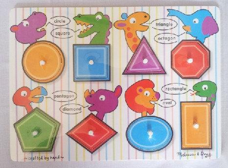 puzzle knob geo kecil 10WDN22
