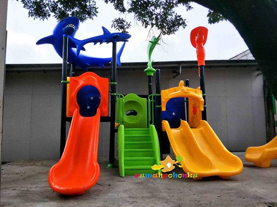 Playground Tema Laut