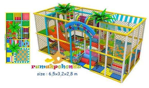 Party zone 1 indoor playground