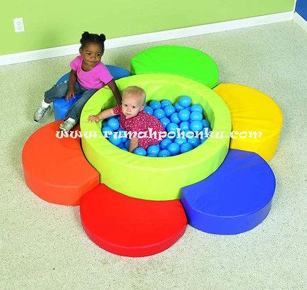 Flower Petal Ball Pool