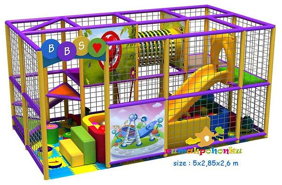 Simple fun area indoor playground