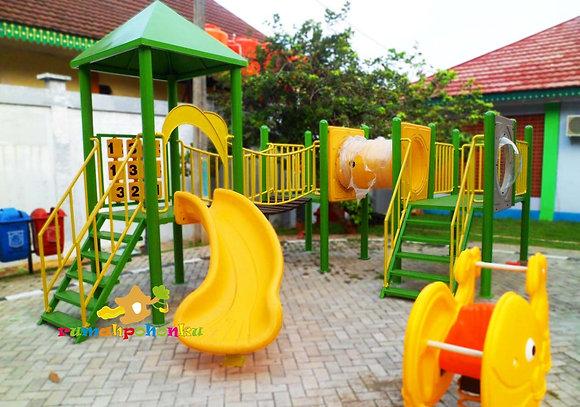 Playground Panti Asuhan Cipayung