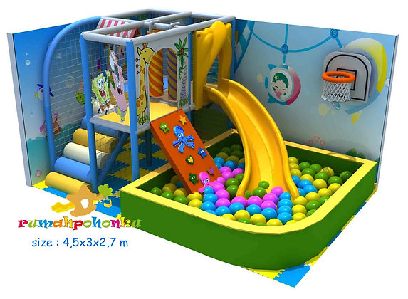Simple ball pit 1 indoor playground