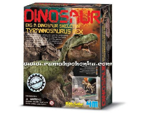 Dig a Tyrannosaurus Rex
