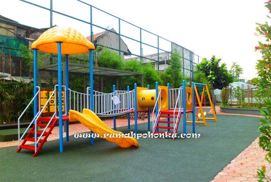 Playground Apartemen Essence Dharmawangsa