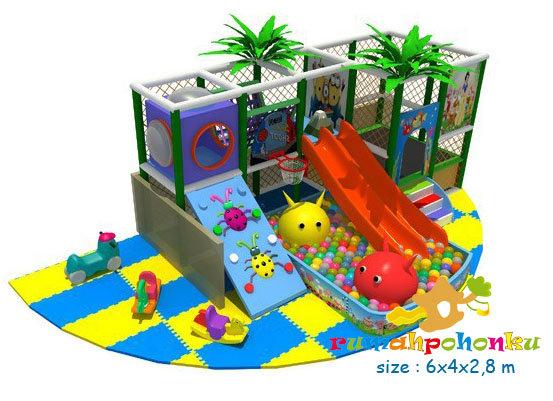 Happy zone 2 indoor playground