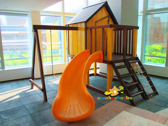 Garden Playhouse Blue Green (APL)