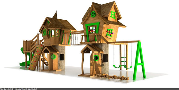 Kalibata Treehouse