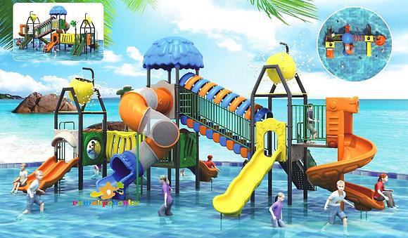 Water Playground Type - 9