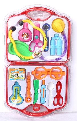 mini doctor set merah 08PTD012