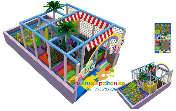 Party zone 2 indoor playground