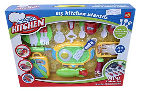 Super Kitchen Mini Deluxe Set Type 2