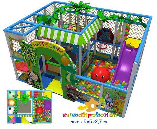 Happy zone 1 indoor playground