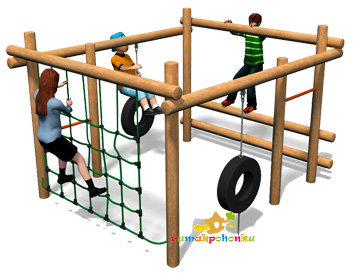 Mini Playframe