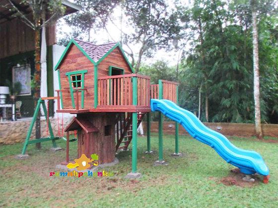 Rumah Pohon Girl Club Play Ciawi