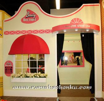 Boutique playhouse