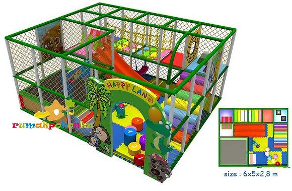 Happy adventure1 indoor playground