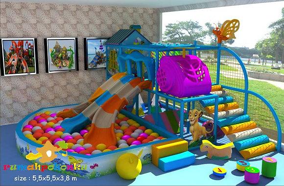 Party zone 3 indoor playground
