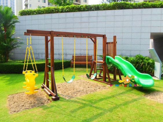 Playground Apartemen Plaza Senayan