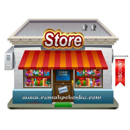 Retail store playhouse