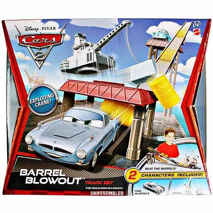 Mattel Barrel Blow Out I0812