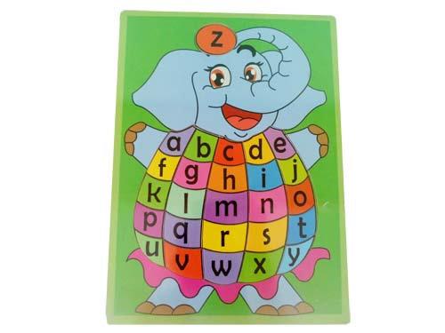 Puzzle ABC Gajah