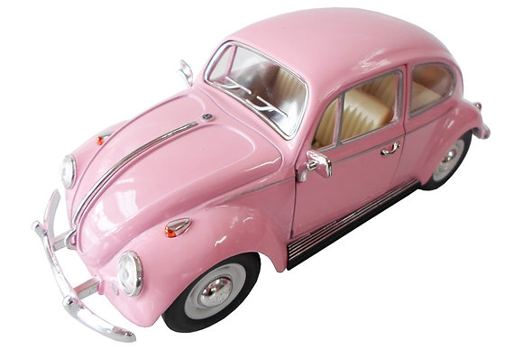 Die Cast Mobil VW (Volkswagen) Classic Pink I2306