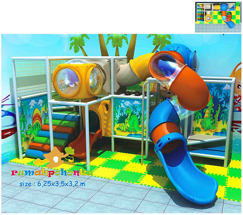 Turbo party indoor playground