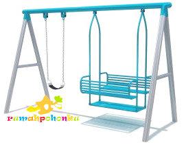 Double Swing Combo