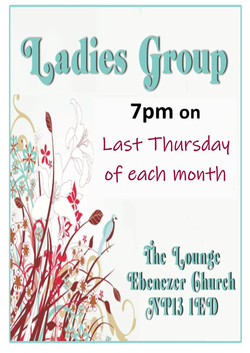 Ladies Monthly Fellowship