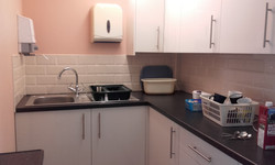 Lecture Hall Kitchen