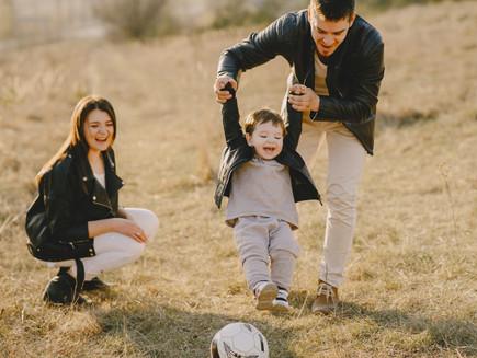 Tempo para família