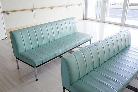 椅子の張替え施工前