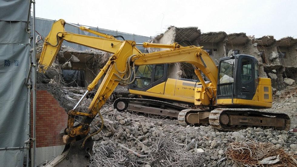 建物・家屋解体