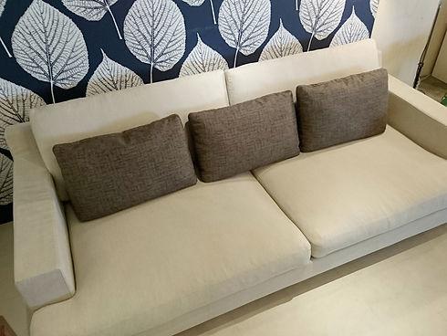 ソファーの見積もり1