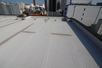 コウワ美工の屋上防水