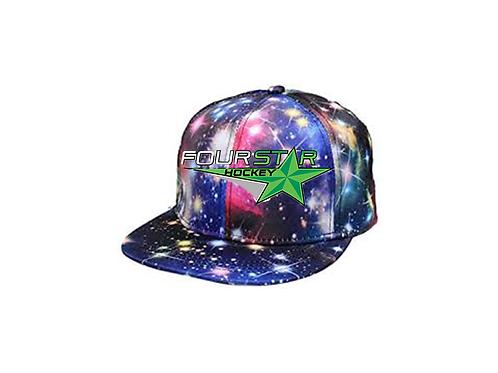 Four Star Hockey Galaxy Hat
