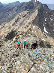 Mountaineering course, Fort William