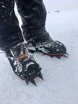 Winter skills Ben Nevis