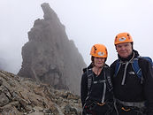 People on the inacessable pinnacle