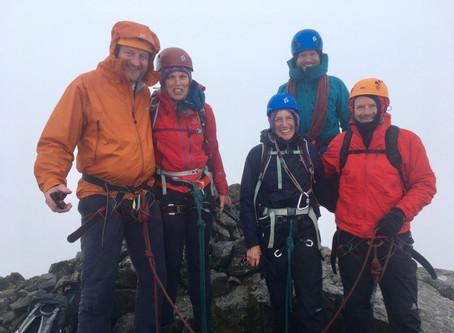 Skye Munros course, day 4