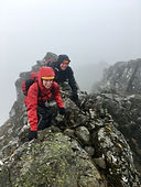 Guided walk up Ben Nevis by Ledge Route