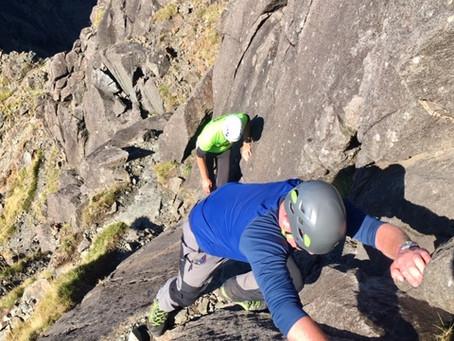 Summer series of interest, Part 6, Skye Cuillin traverse