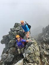 Mountaineering course, Ben Nevis