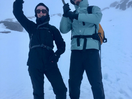 Glencoe winter walk