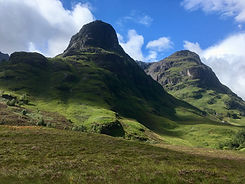 Guided walks in Glen Coe