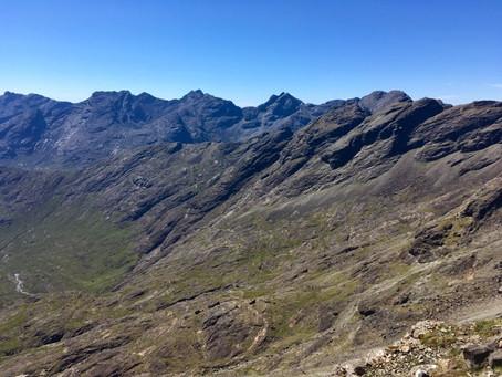 Isle of Skye, Cuillin ridge