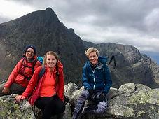Guided Ben Nevis ridges
