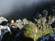Guided Aonach Eagach ridge, Glencoe