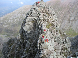 Glencoe Mountaineering course